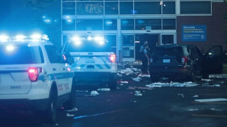 Chicago looting overnight spurs 100 arrests, city restrictions